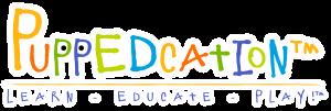 Puppedcation-Logo2-W-OUTLIN