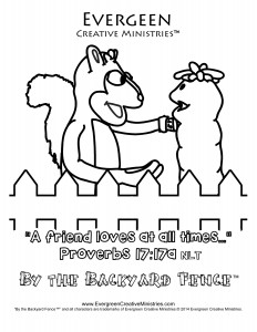 Different coloring page - Sedric & Henry